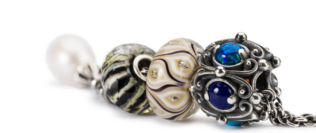 Trollbeads Fantasy Necklace with New Wisdom Bead
