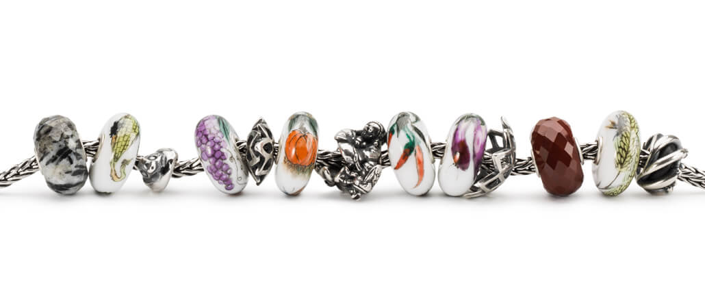 Trollbeads Silver Charms $39