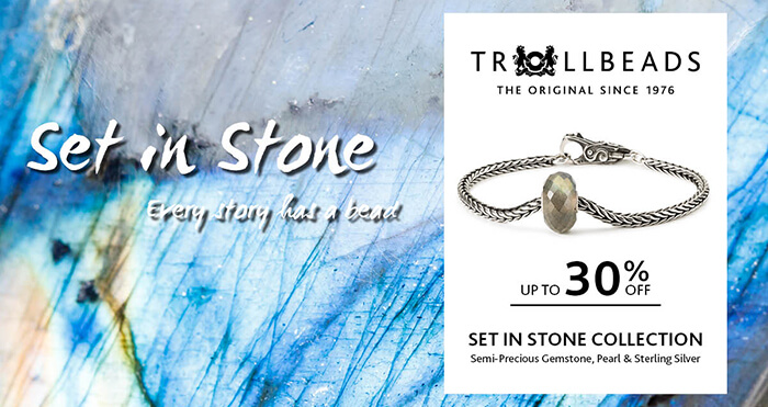 Trollbeads Set In Stone Sale