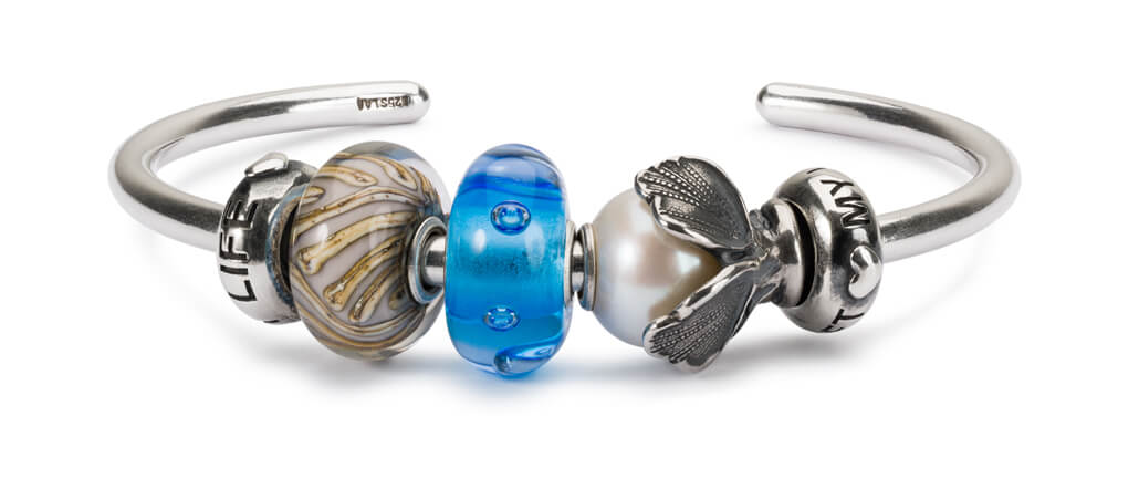 Trollbeads Bangles with Spacers