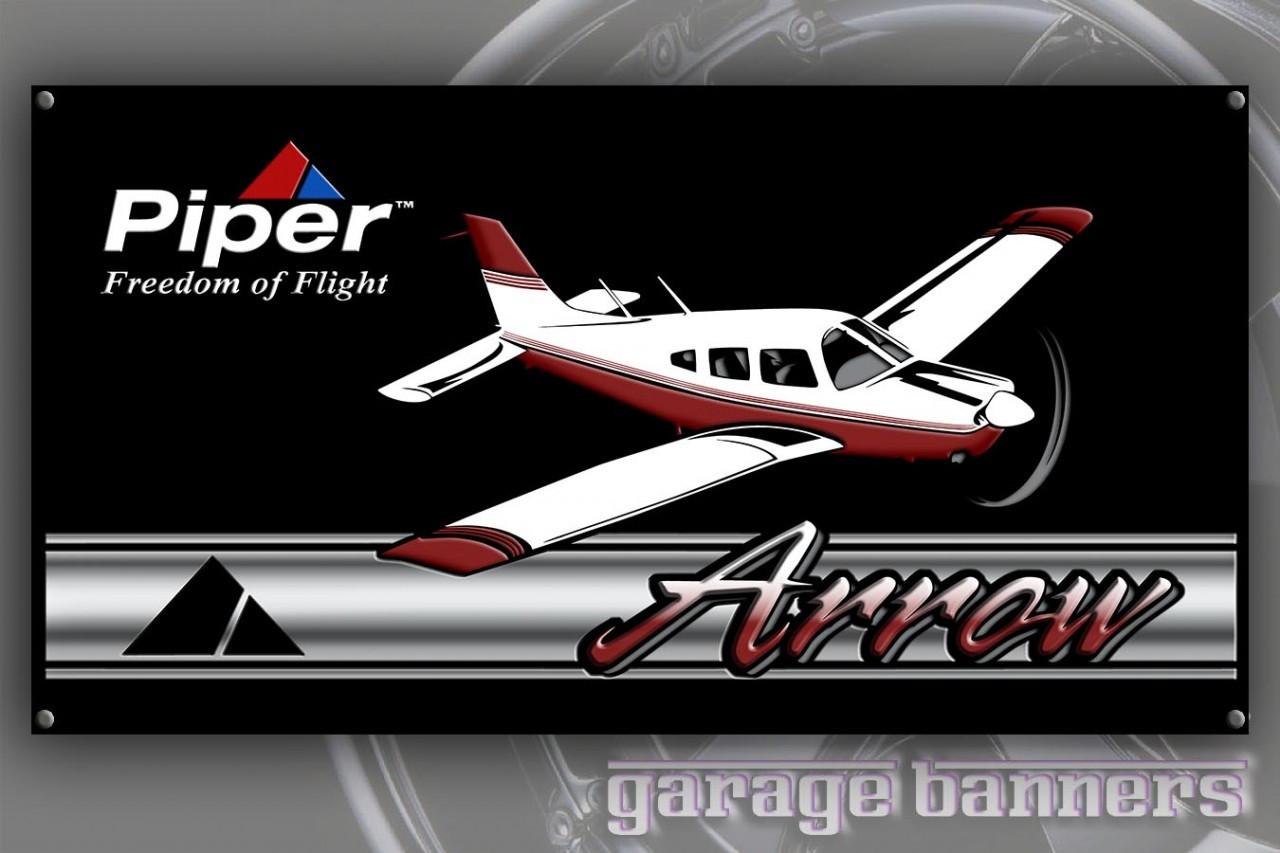 Piper  Arrow Aircraft Logo,Decal