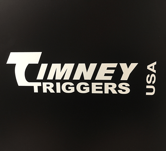 Timney Decal
