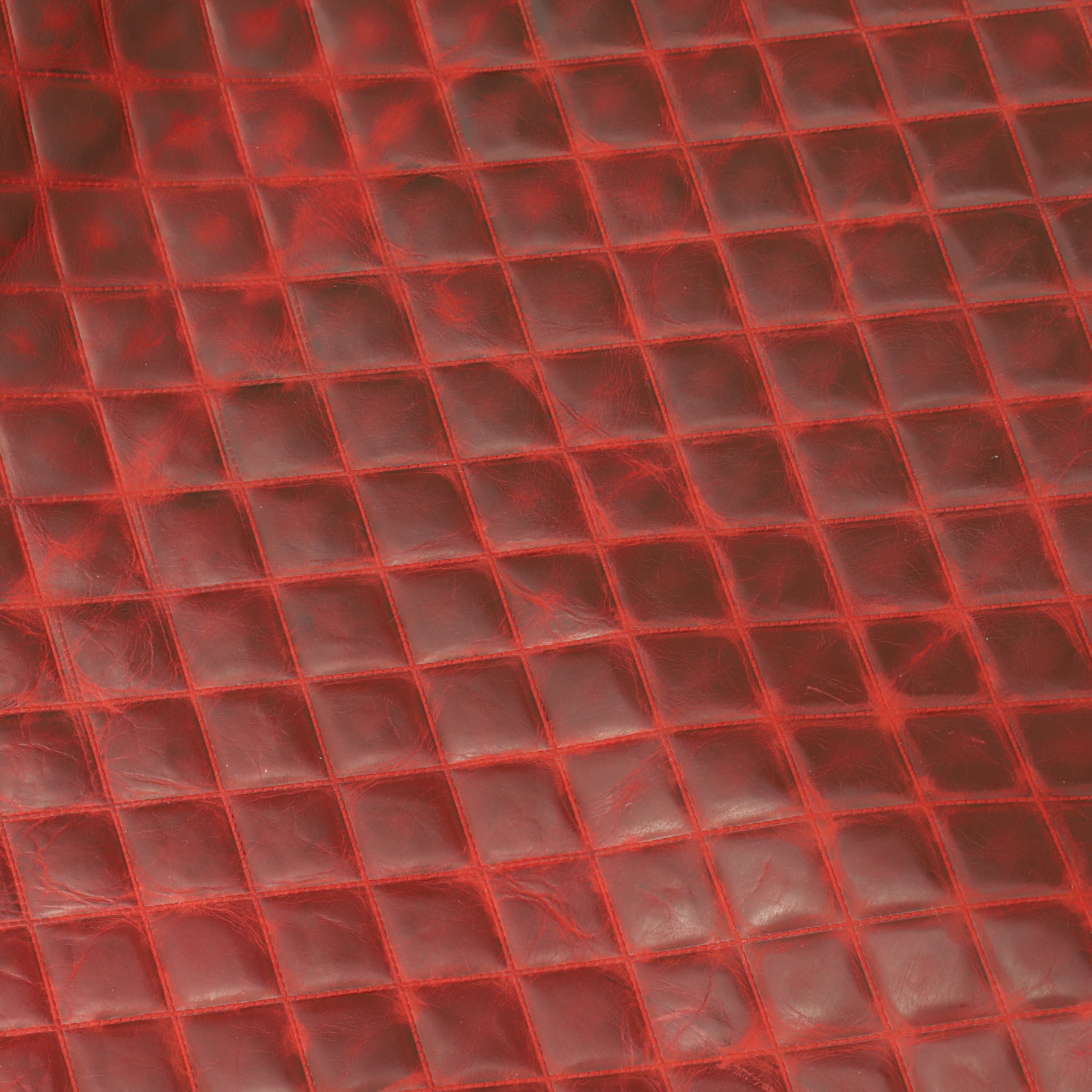 Quilted Red