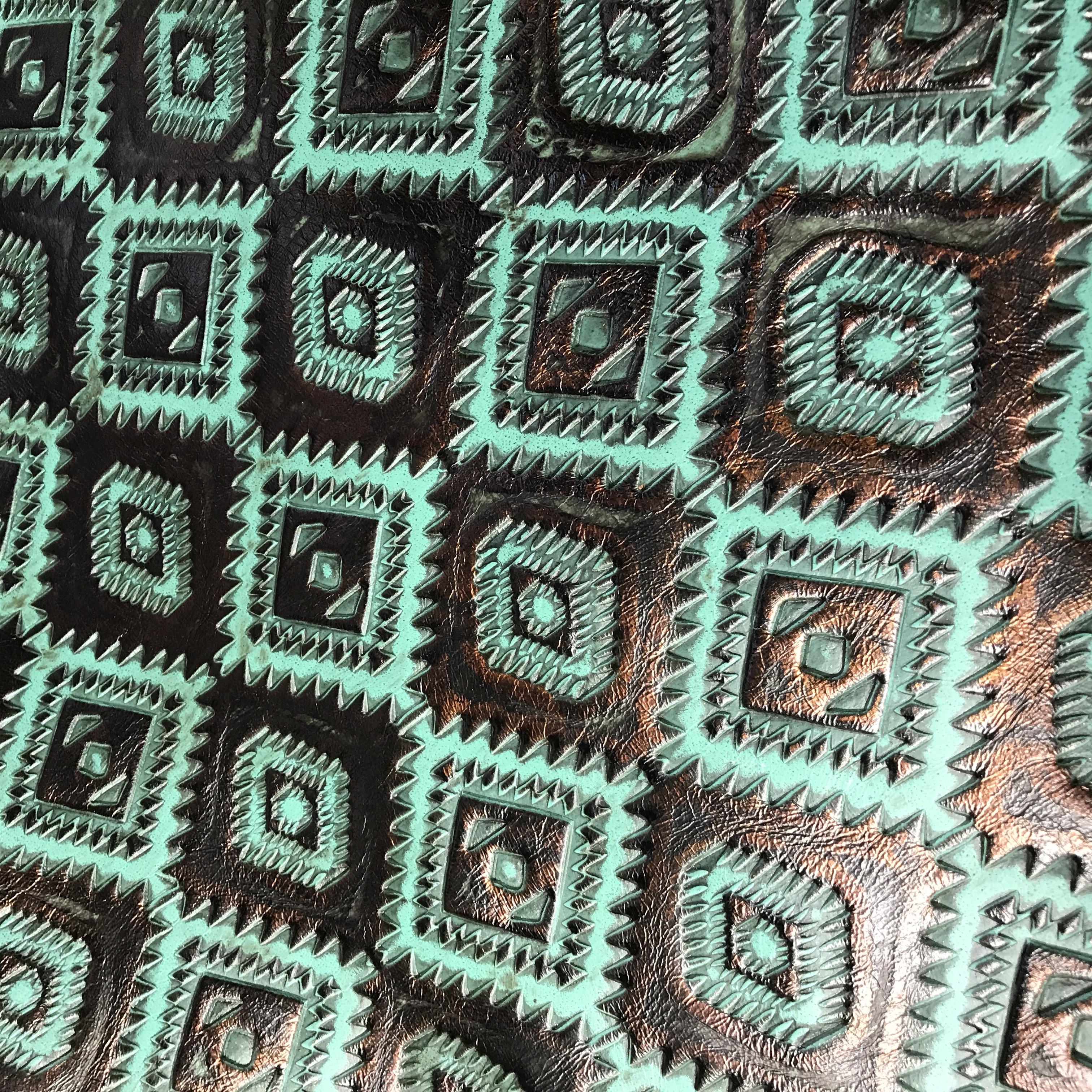 Green Aztec