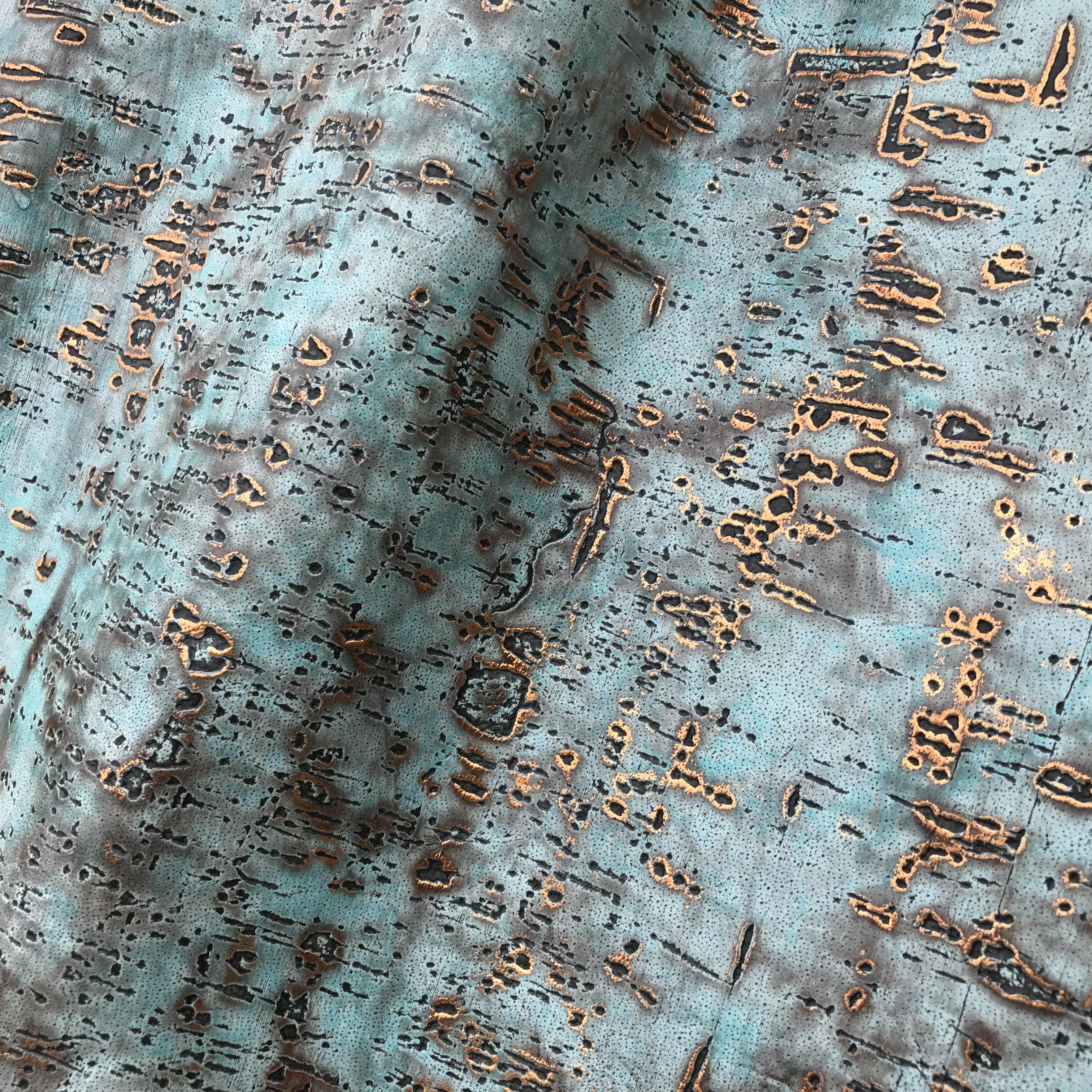 Turquoise Driftwood
