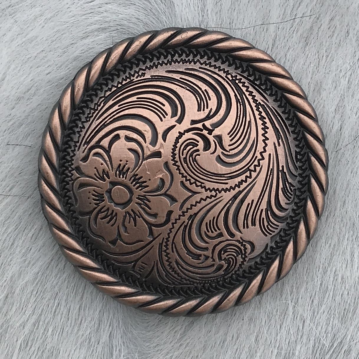 Copper Rope Round