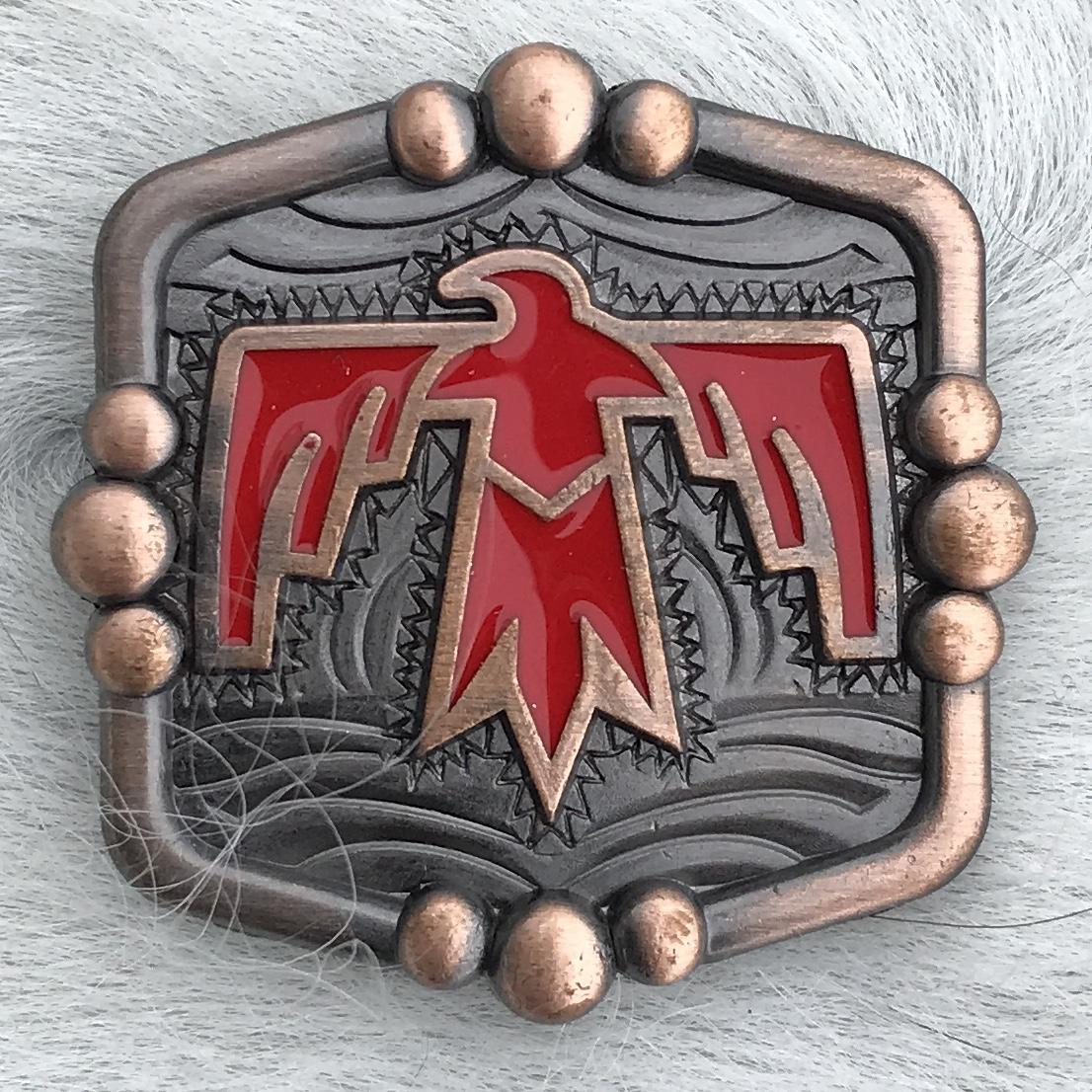 Red Thunderbird