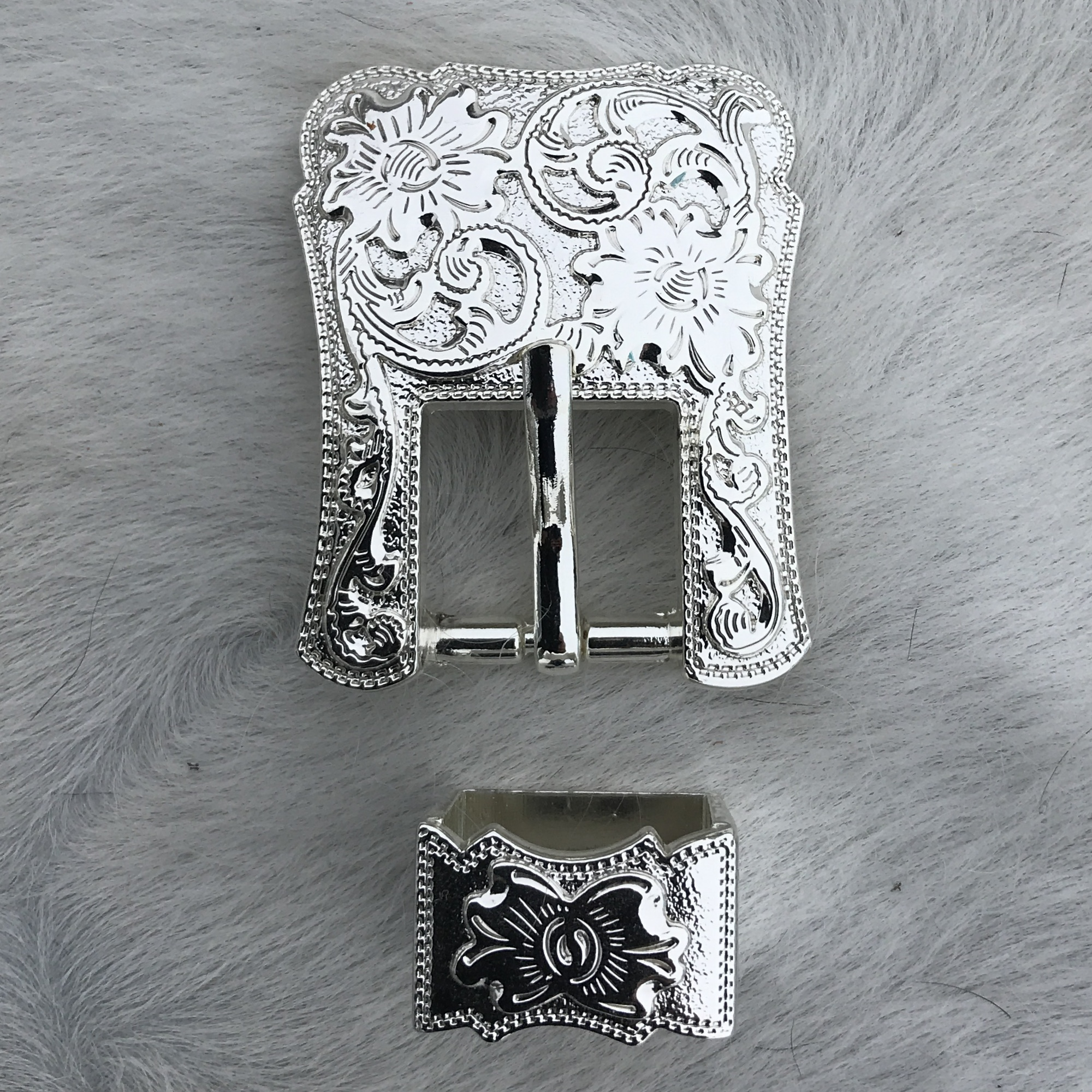 Silver Floral