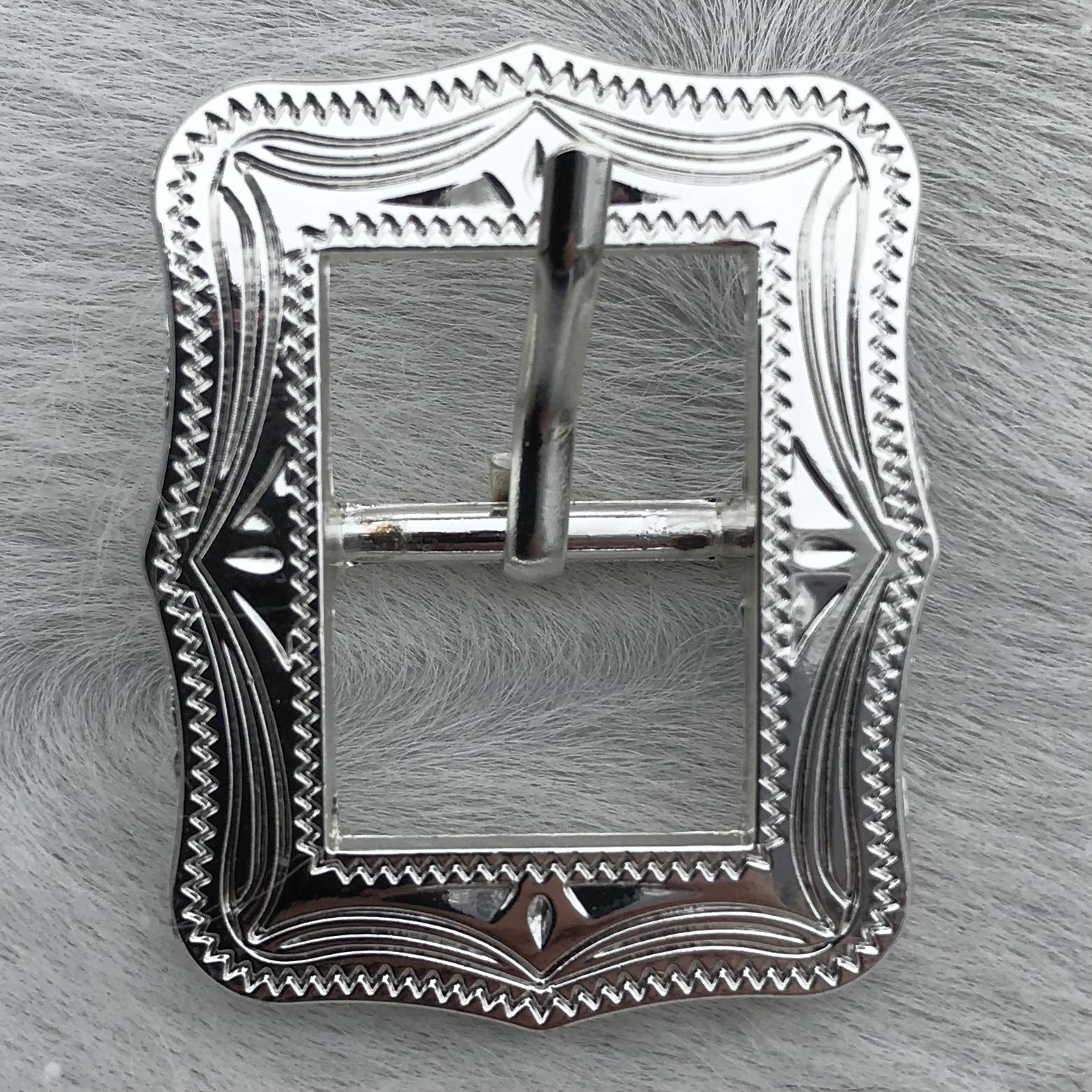 Silver Small Square