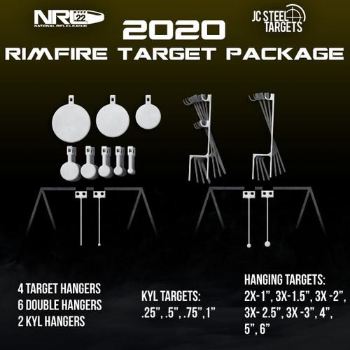 NRL22 Standard Target Package