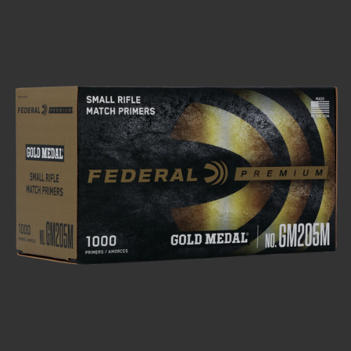 Federal 205 Match Small Rifle Primers