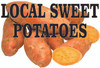 Stunning Sweet Potatoes Banner in Full Color.