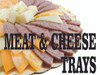 Colorful Meat & Cheese Tray Banner.