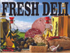 Fresh Deli Banner is very attractive.