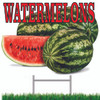Watermelons Road/Yard Sign