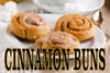 Cinnamon Buns Banner
