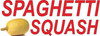 Spaghetti Squash Banner with 15 in. Letters