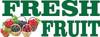 Fresh Fruit Banner.