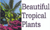 Produce Banner - Beautiful Tropical Plants!
