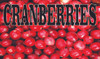 Cranberries Fruit Banner Get Your Fruit Market Noticed.