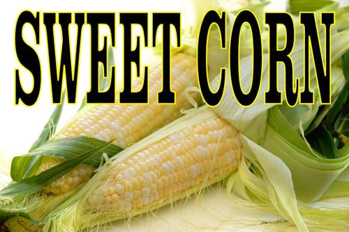 Sweet Corn Banner is a Very Nice Looking Vegetable Banner.