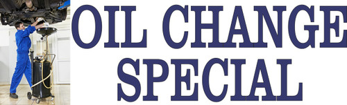 Oil Change Special >> Oil Change Special Car Repair Banner Ar 55
