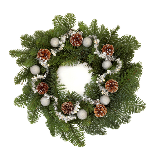 Christmas Wreaths & Kissing Balls SB 454 -3