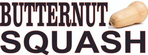 Butternut Squash Banner.
