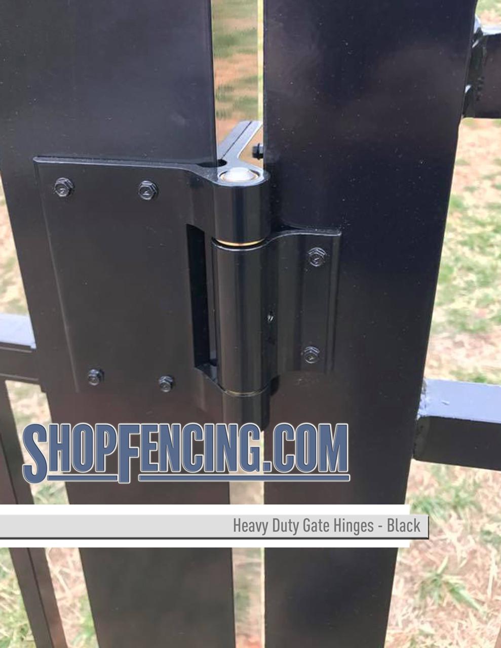 Heavy Duty NOT Self-Closing Gate Hinge