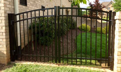 Style B Aluminum Gate