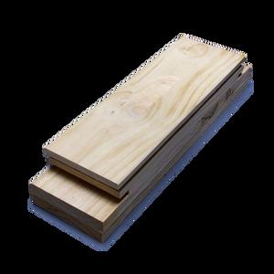 10-Frame Super - 1/2D Untreated Commercial (Flatpack)
