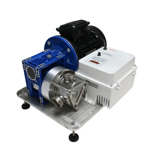 """1.5"""" Flexible Impeller Pump Complete - Variable Speed"""