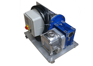 """2"""" Flexible Impeller Pump Complete - Fixed Speed"""