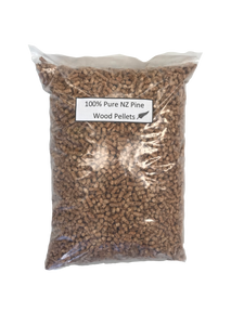 NZ Wood Pellet Smoker Fuel - 5Kg Bag