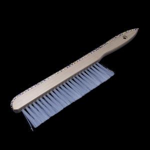 Bee Brush - Wooden Handle, Nylon Bristles