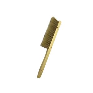 Bee Brush - Wooden Handle, Natural Fibre Bristles