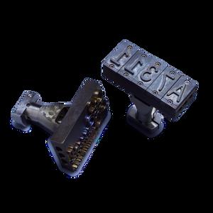 LPG Branding Iron Fixed Solid Head