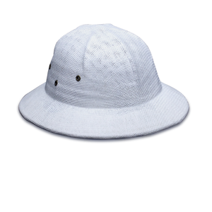 Pith Hat White