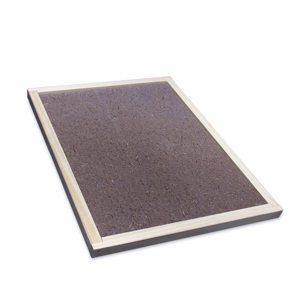 10-Frame Hive Mat 26mm Wooden Rim - Weathertex