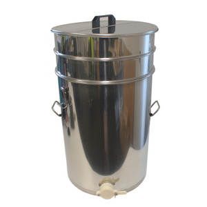 60kg Tank with Gate & Strainer