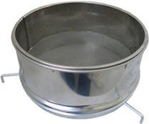External Strainer for 50kg/100kg Tanks - Double