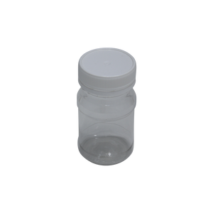 Honey Jars and Lids - Clear, 110g (Packet of 20)