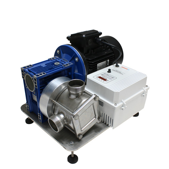 "2"" Flexible Impeller Pump Complete - Variable Speed"