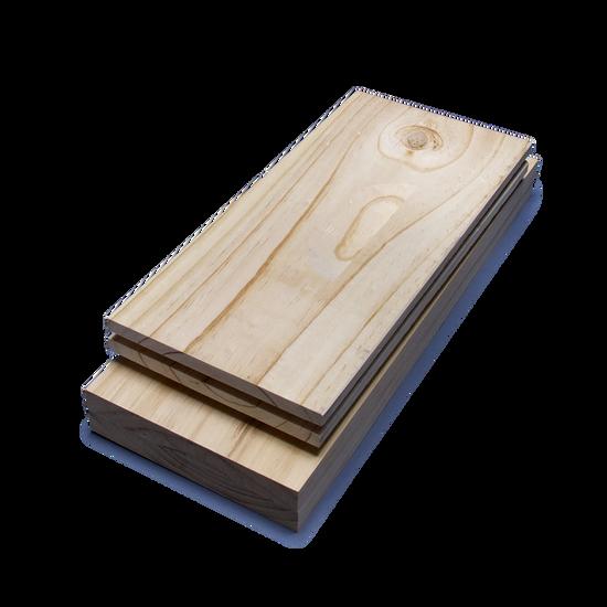 10-Frame Super - 3/4D Untreated Premium (Flatpack)