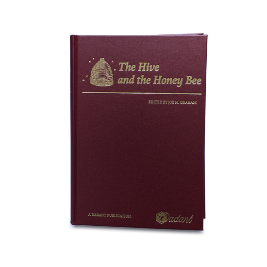 The Hive and the Honeybee - Dadant