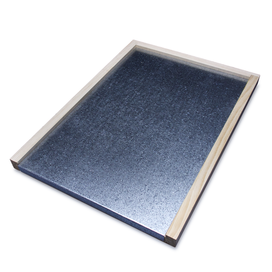 Cloake Board - Complete With Galvanised Steel Sheet
