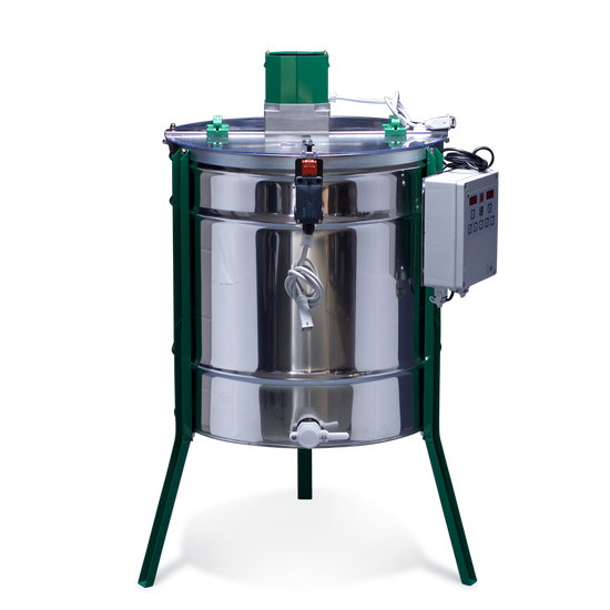 6-Frame Extractor Reversible - Electric, Tangential