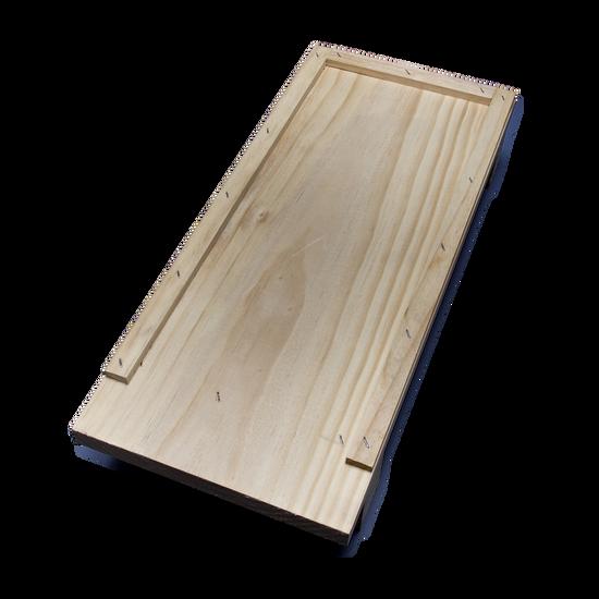 5-Frame/Slimline Hive Floor - Untreated (Assembled)