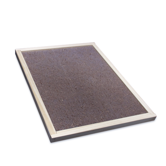 10-Frame Hive Mat 26mm Wooden Rim - Weathertex