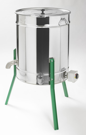 Beeswax Melter/Bottler -  Electric, 115L, on Legs